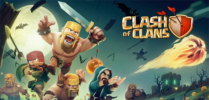 clash of clans секрети