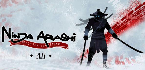 Ninja Arashi – платформер з елементами RPG