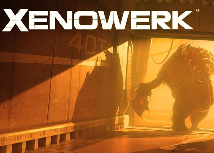 Гра на андроїд Xenowerk крутий екшен