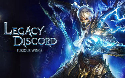 Гра Legacy of Discord