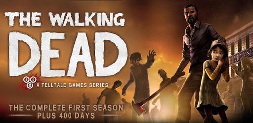 Пригодницька гра The Walking Dead на Android