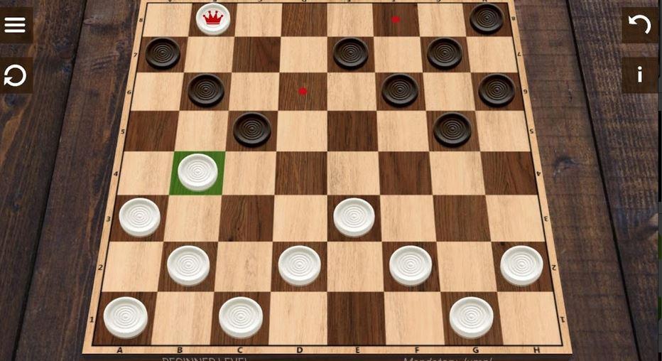 Ігри на андроїд – Шашки