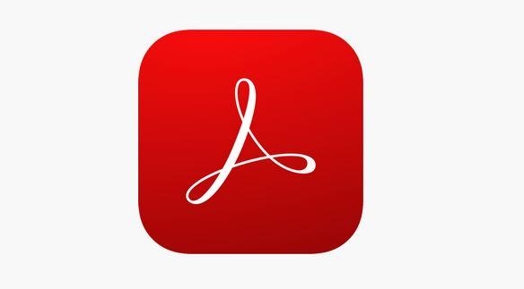 Обкладинка Adobe Acrobat Reader