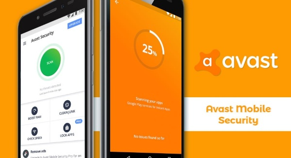 Антивірус на андроїд Avast Mobile Security