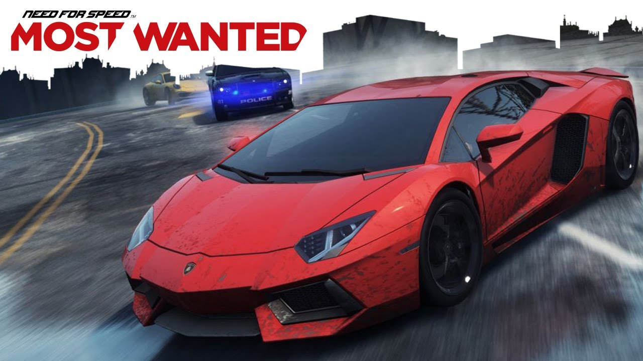 Гра Need for Speed ​​Most Wanted