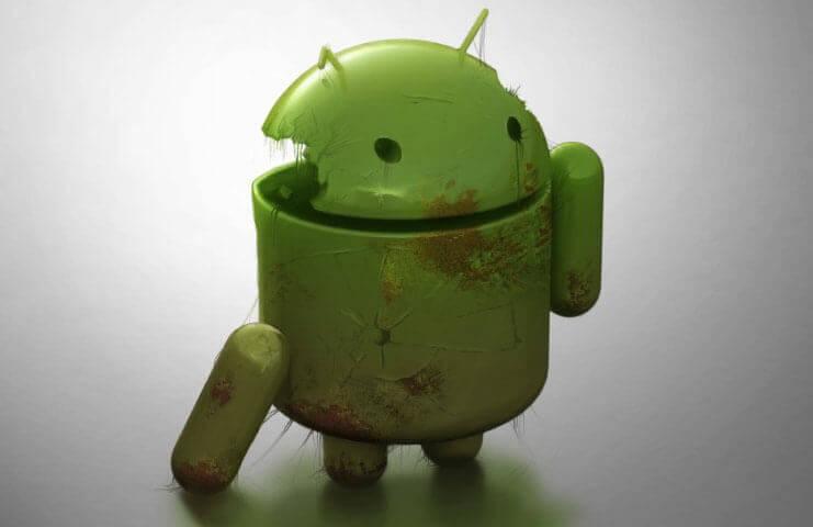 вірус андроїд
