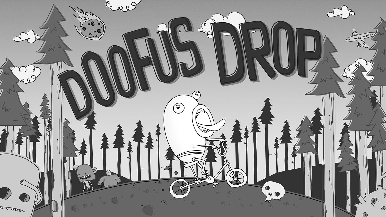 Doofus Drop – проста і весела гра