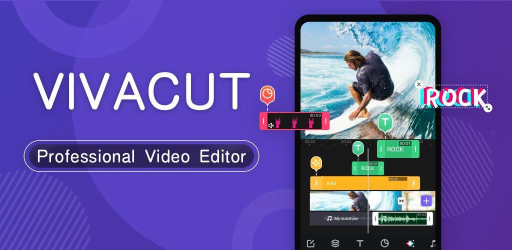 VivaCut – професійний редактор для відео