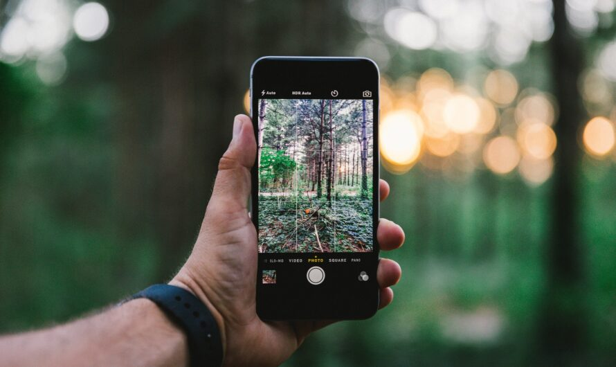 Як покращити камеру на телефоні
