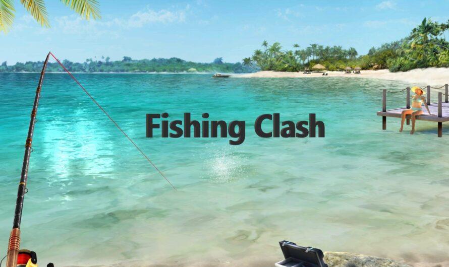 Fishing Clash гра симулятор риболовлі